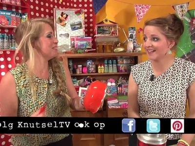 KnutselTV -  promo knutselen met textiel