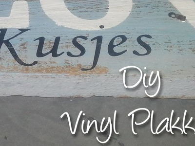 Hoe plak je een vinyl sticker recht over? Diy Sticker plakken