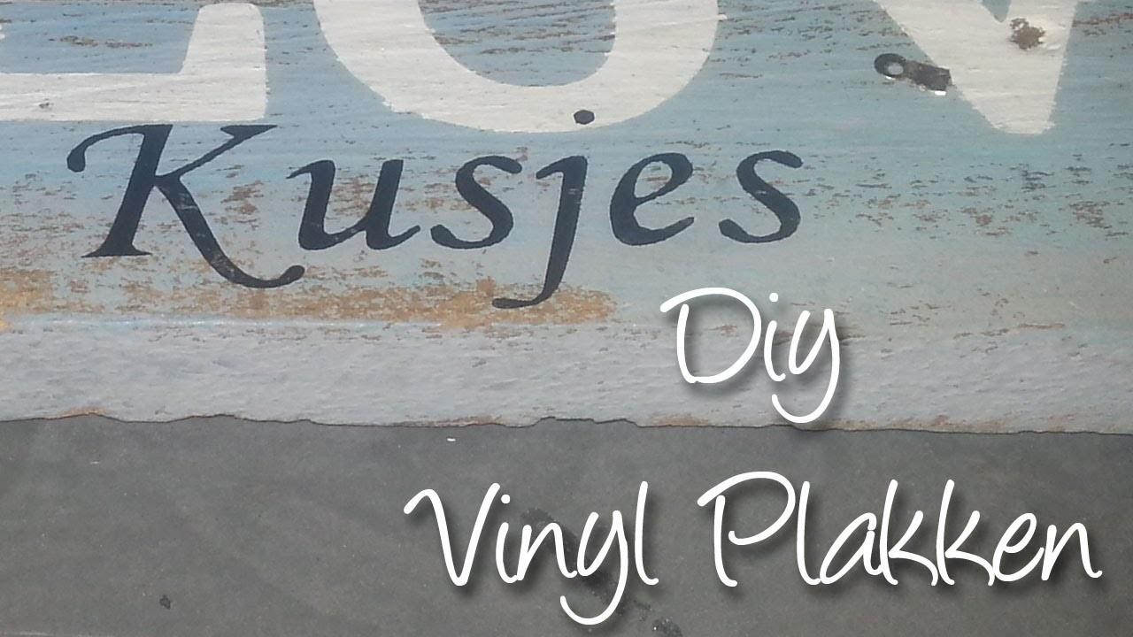 Hoe plak je een vinyl sticker recht over? Diy Sticker plakken