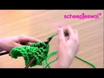 Leren Breien - Minderen - Leer breien met Scheepjeswol