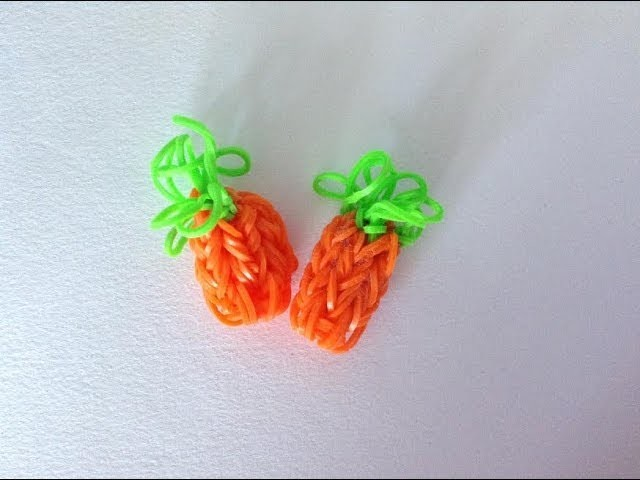 Rainbow loom Nederlands, 3D ananas