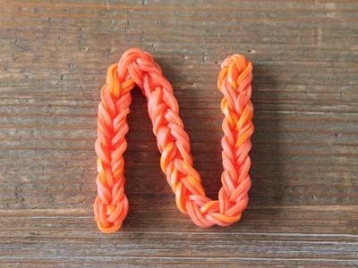 Rainbow Loom Nederlands, letter N