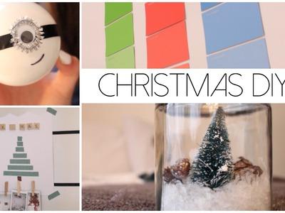 ❄ CHRISTMAS DIY'S ❄