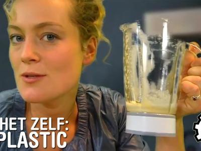Het Klokhuis Doe het zelf: Bioplastic