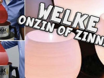 DIY Kaarsen Schaal Lumiere #2 Welke Onzin of Zinnig?