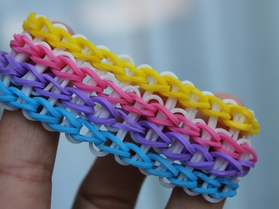 Funloom Nederlands, Quadruple single, armband