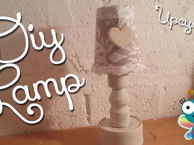 Diy Lamp met verwisselbare kap, Schattige How to voor decoratie