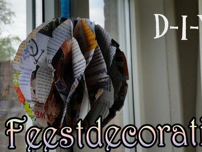 Kamer Decoratie Feest Bal van Gerecyclede Tijdschriften Leuke Zomer Diy