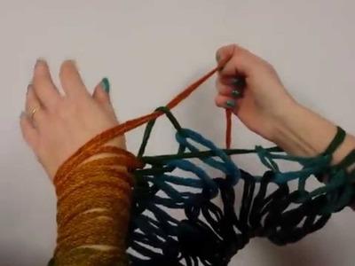 Armbreien met De Textielbeurs - deel 3