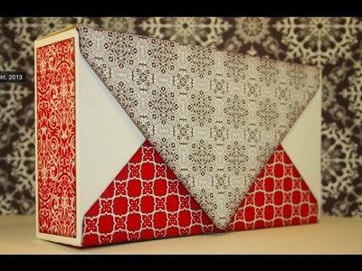 Envelope Punch Board   Card Gift Box