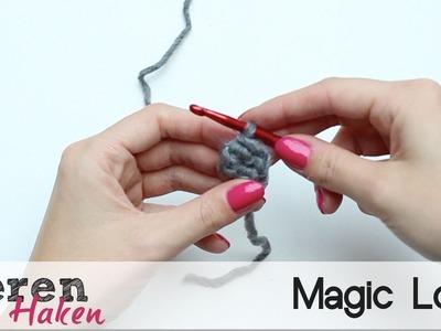 Leren haken #3: Magic Loop haken