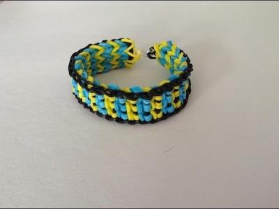 Rainbow loom Nederlands, amerastrend, armband
