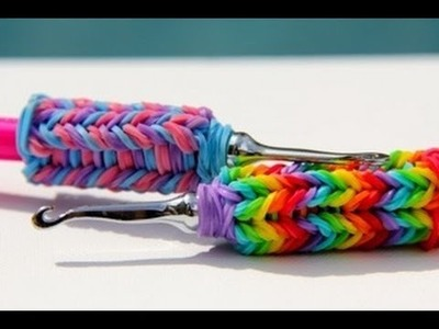 Rainbow Loom Pencil Grip - Nederlands Potlood Greep