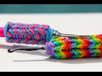 Rainbow Loom Pencil Grip - Nederlands Potlood Greep