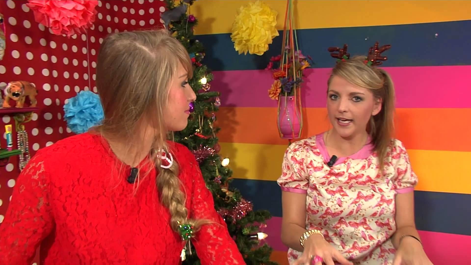 KnutselTV - kerstbomen knutselen