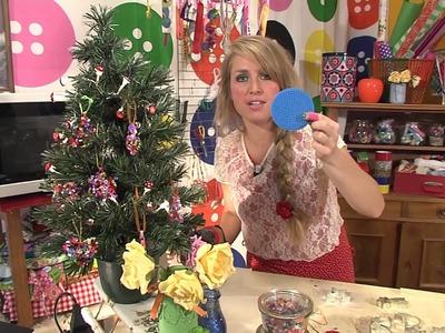 KnutselTV - kerstversiering knutselen