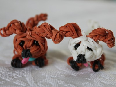 Rainbow Loom Nederlands, hondje