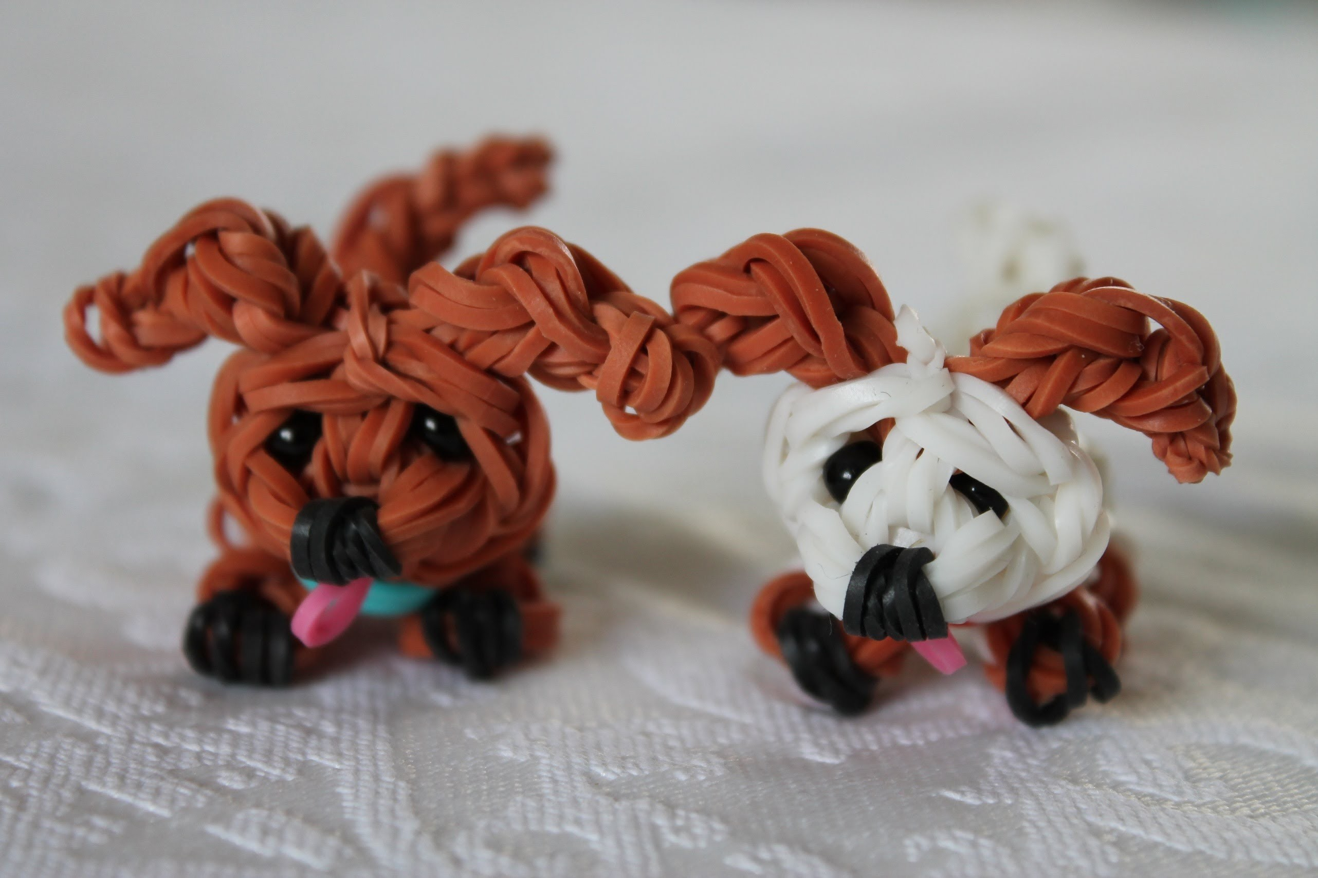 Rainbow Loom Nederlands, hondje