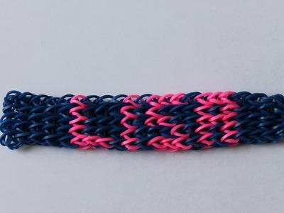 Rainbow Loom Nederlands, armband met eigen naam