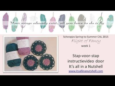 Flight of Fancy week 1 - Nederlands. Dutch