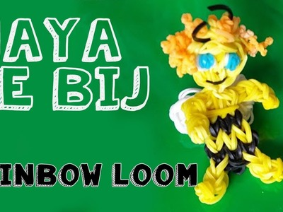 Rainbow Loom Maya de Bij Nederlands