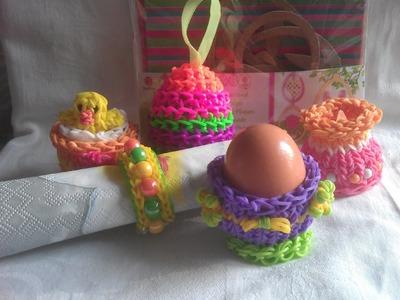 Rainbow loom Nederlands: sneak preview Pasen. Easter, wat komt er voor Pasen?