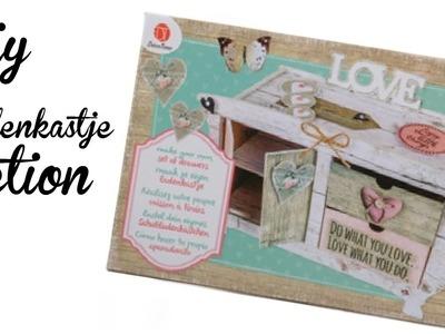 DIY Decotime Ladenkastje Van De Action | Knutsel Met Mij Mee