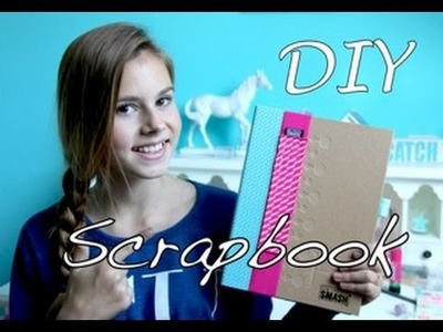 DIY SCRAPBOOK - NINA HOUSTON