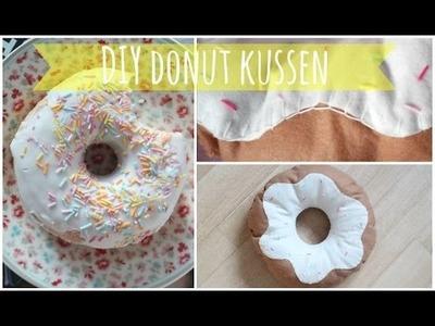 DIY: Donut kussen   girlonthewhitebike