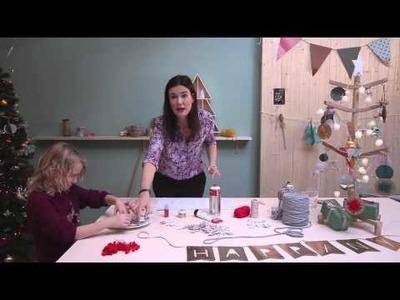 V&D Kerst Hangout - DIY Kerstversiering