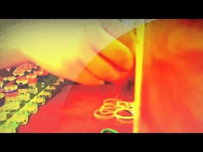 How to make a triple braided rainbow loom bracelet new 2014