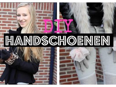 DIY Handschoenen ♥ MADEBYNoelle