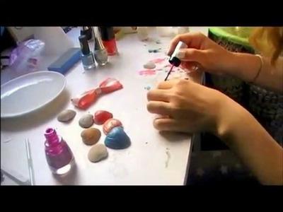 Schelpen decoratie DIY        -DIYlifestyle