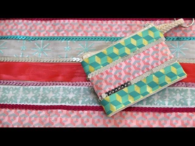 DIY Tas met lintjes - cadeaus maken!