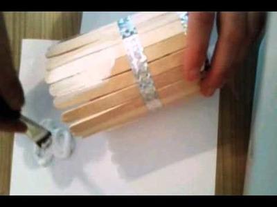 DIY pennenhouder