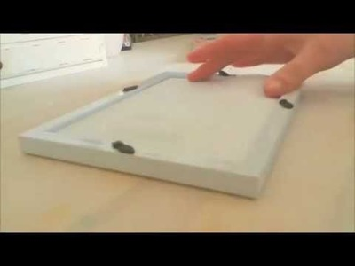 DIY whiteboard