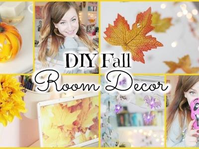 DIY Fall Room Decorations ♡