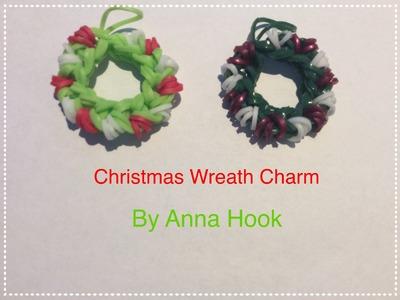 Rainbow Loom Nederlands | Christmas Wreath Charm
