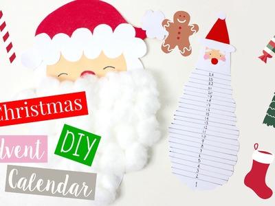 DIY Christmas Advent Calendar!