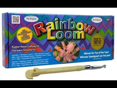 Review rainbow loom - hoe herken je de echte Rainbow Loom - Nederlands