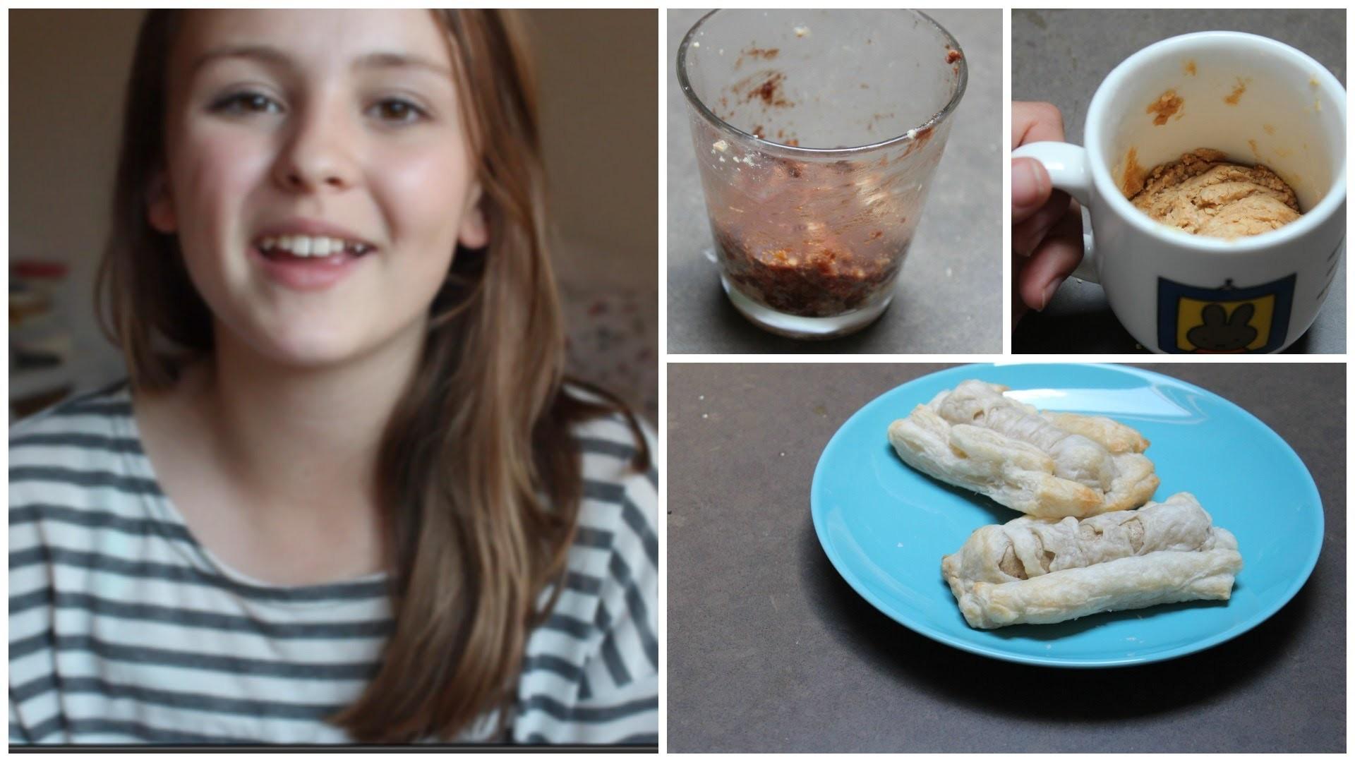 Yummie & Easy DIY After School Snacks!