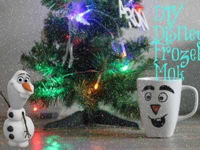 Christmas Countdown   DIY Olaf mok