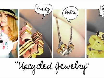 """upcycled jewelry"""