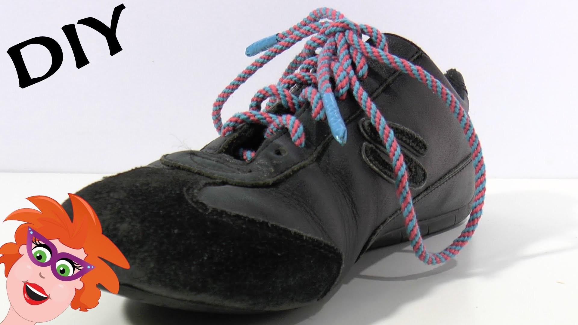 Zelf je schoenveters maken met een Kumihimo schijf