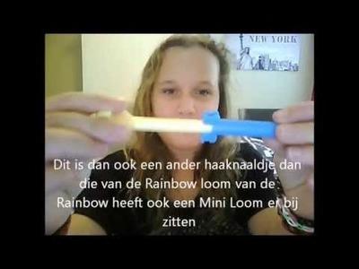 Hoe ik mijn Fun Loom laat zien en vergelijk met de Rainbow Loom Lol!