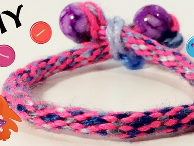 How To Make Friendship Bracelets - Hoe begin en eindig je een vriendschapsarmbandje?