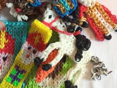 Rainbow loom Nederlands: Sinterklaas preview, ontwerpen voor Sinterklaas (original design)