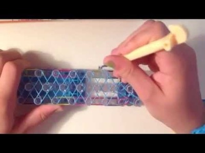 Rainbow loom The Twister bracelet