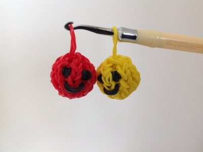 Rainbow Loom Nederlands, 3d Smiley, Monstertail