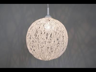 DIY Draadlamp